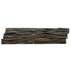 SLATE WALL CLADDING STANDING ANDESITE 15X30X0,5-2
