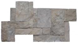 wall cladding 02 pastel gray 25x50