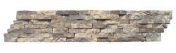 wall cladding 05 light brown 10x50